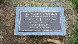 James Morris Jim Freeman, Sr