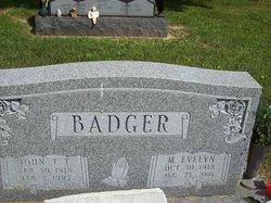 M. Evelyn Badger