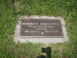 PFC Richard D. Abernathy, Sr