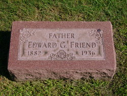 Edward George Ed Friend