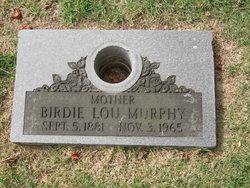 Birdie Lou Murphy