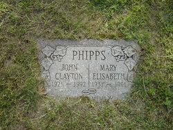 Mary Elisabeth Phipps