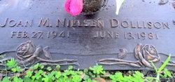 Joan M <i>Nielsen</i> Dollison