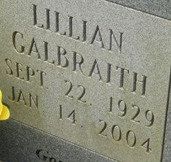 Lillian <i>Galbraith</i> Geffner