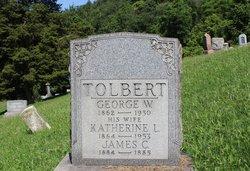 George W Tolbert