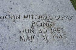 John Mitchell Dooly Bond