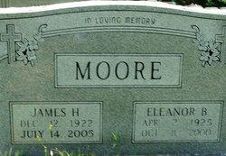 Eleanor B Moore