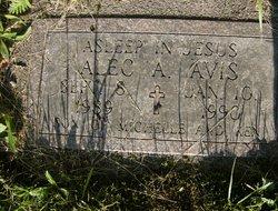 Alec A. Avis