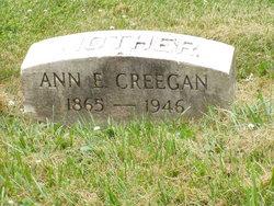 Ann Elizabeth <i>Kenny</i> Creegan