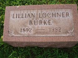 Lillian <i>Lochner</i> Burke