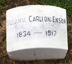 Susanne <i>Chanceaulme</i> Carlton Ensor