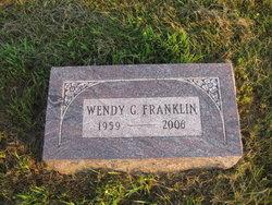 Wendy G <i>Youse</i> Franklin
