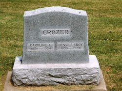 Caroline Louisa <i>Mackey</i> Crozer