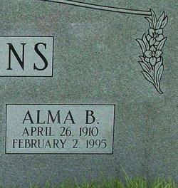 Alma <i>Barkemeyer</i> Watkins