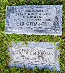 Brian John Alvin Moorman