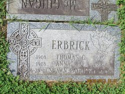 Anna Mae <i>Markham</i> Erbrick