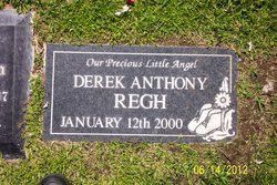 Derek Anthony Regh
