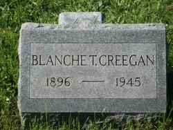 Blanche Teresa <i>Bradley</i> Creegan