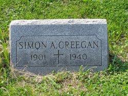 Simon P Si Creegan