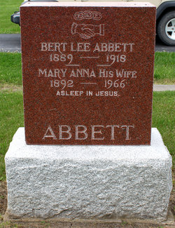 Bert Lee Abbett