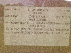 Lois Elvira <i>Razee</i> Holmes