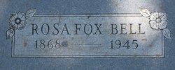 Rosa Tennessee <i>Fox</i> Bell