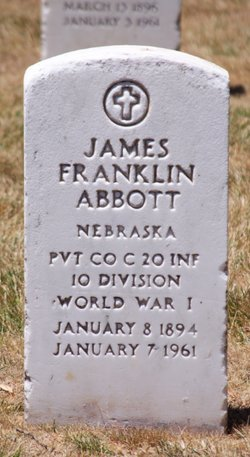 James Franklin Abbott