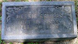 Dessie Beliles