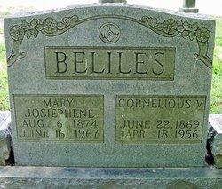 Cornelious Vanderbilt Beliles