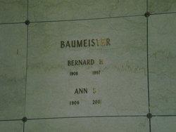 Ann <i>Salko</i> Baumeister