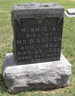 Malinda A Minnie <i>Windle</i> Batten