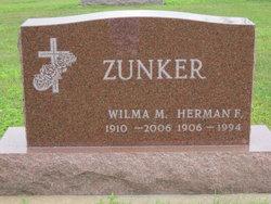 Wilma <i>Winkert</i> Zunker