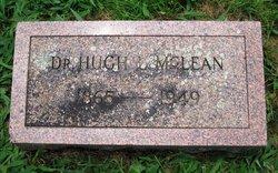 Dr Hugh L McLean