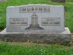 Mary E. <i>Stahl</i> Murphy