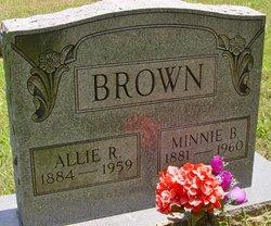 Allie R. Brown