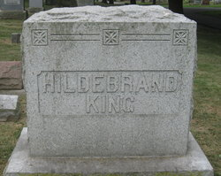 Catherine <i>Hartman</i> Hildebrand