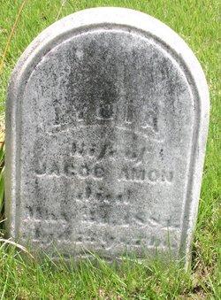 Matilda Lydia <i>Judy</i> Amon
