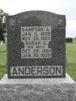 Sampson Alexander Anderson