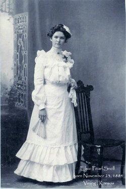 Elsie Pearl <i>Snell</i> Henderson