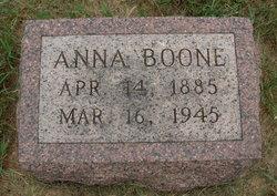 Anna <i>Langstraat</i> Boone