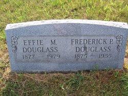 Frederick P Douglass