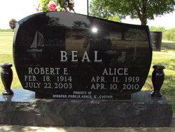 Alice <i>Bressler</i> Beal