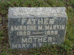 Ambrose M. Martin