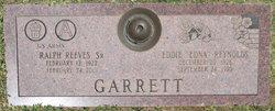 Edna Mae <i>Reynolds</i> Garrett
