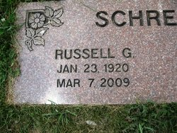 Russell Grant Schrecengost