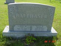 Albert William Balthaser