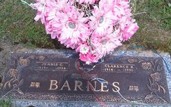 Jennie Rosetta <i>Clodfelter</i> Barnes