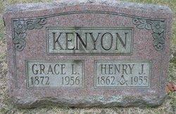 Grace Louise <i>Stephenson</i> Kenyon