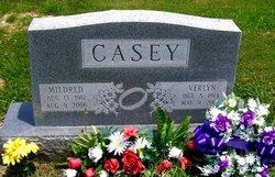 Verlyn Nathaniel Casey