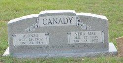 Vera Mae <i>Baty</i> Canady
